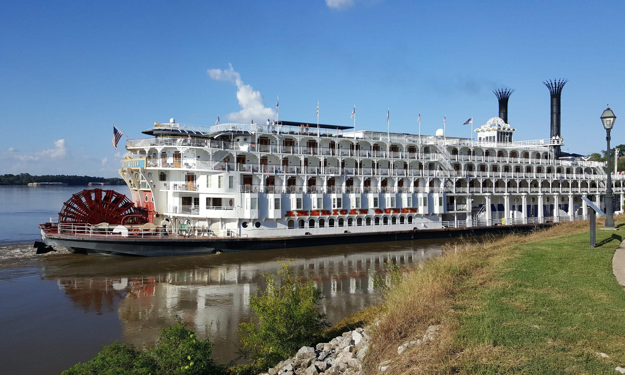 Natchez River Boat Natchez, Mississippi Photo Courtesy of Patrick T Cooper