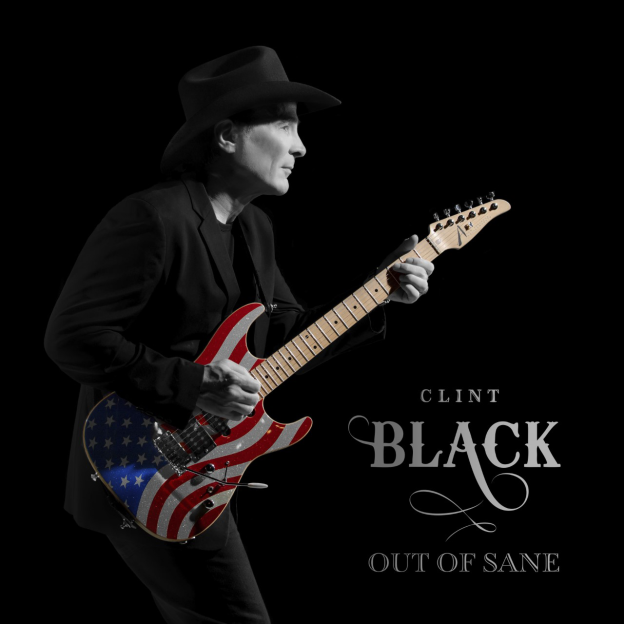 Country music icon, Clint Black, has announced his 23rd album, Out of Sane, set for release on June 19th