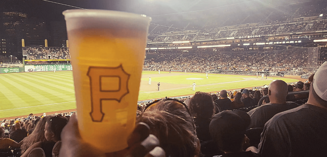 Grabbing A Beer at PNC Park Pittsburgh, Pennsylvania Photo Courtesy of Patrick T Cooper
