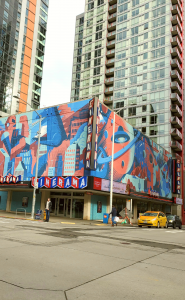 Seattle street art and murals are insane. Just look up for inspiration Photo Courtesy Patrick T Cooper