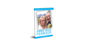 Author Philip Moser shares how to live life free and fearless Photo Courtesy Philip Moser