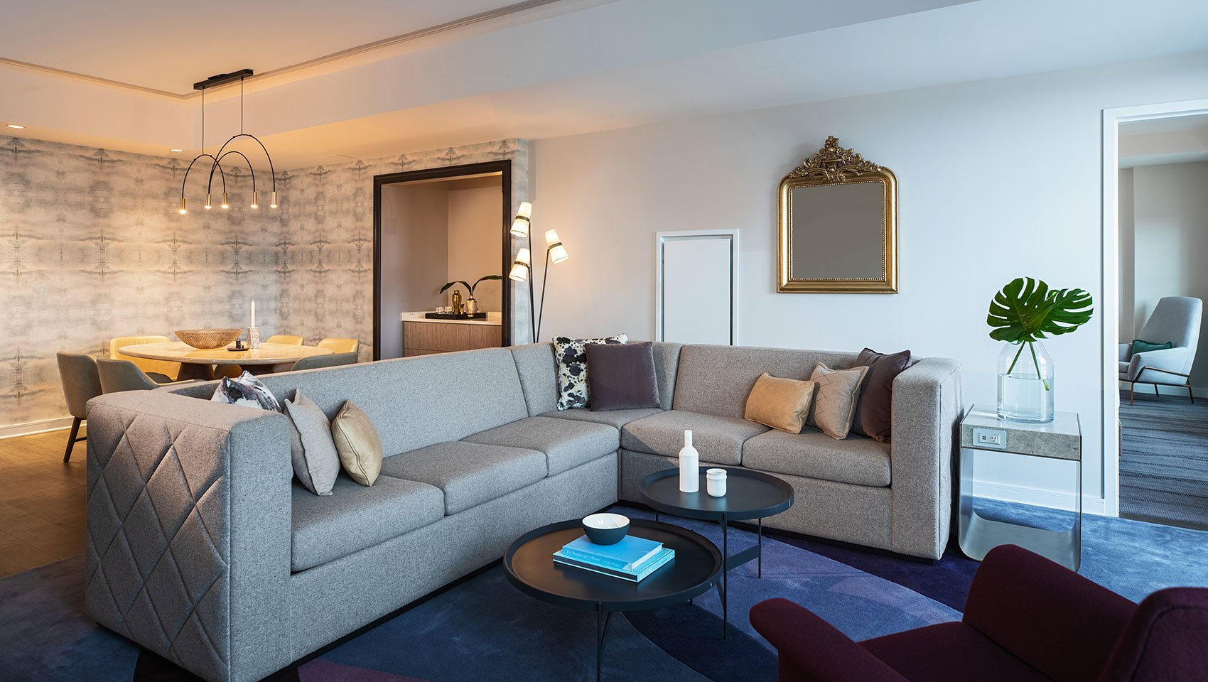 Kimpton Lorien Hotel & Spa Photo Courtesy Lou Hammond Group