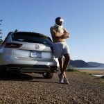 Patrick T Cooper Exploring the Oregon Trail in the 2018 Buick Regal Tour X