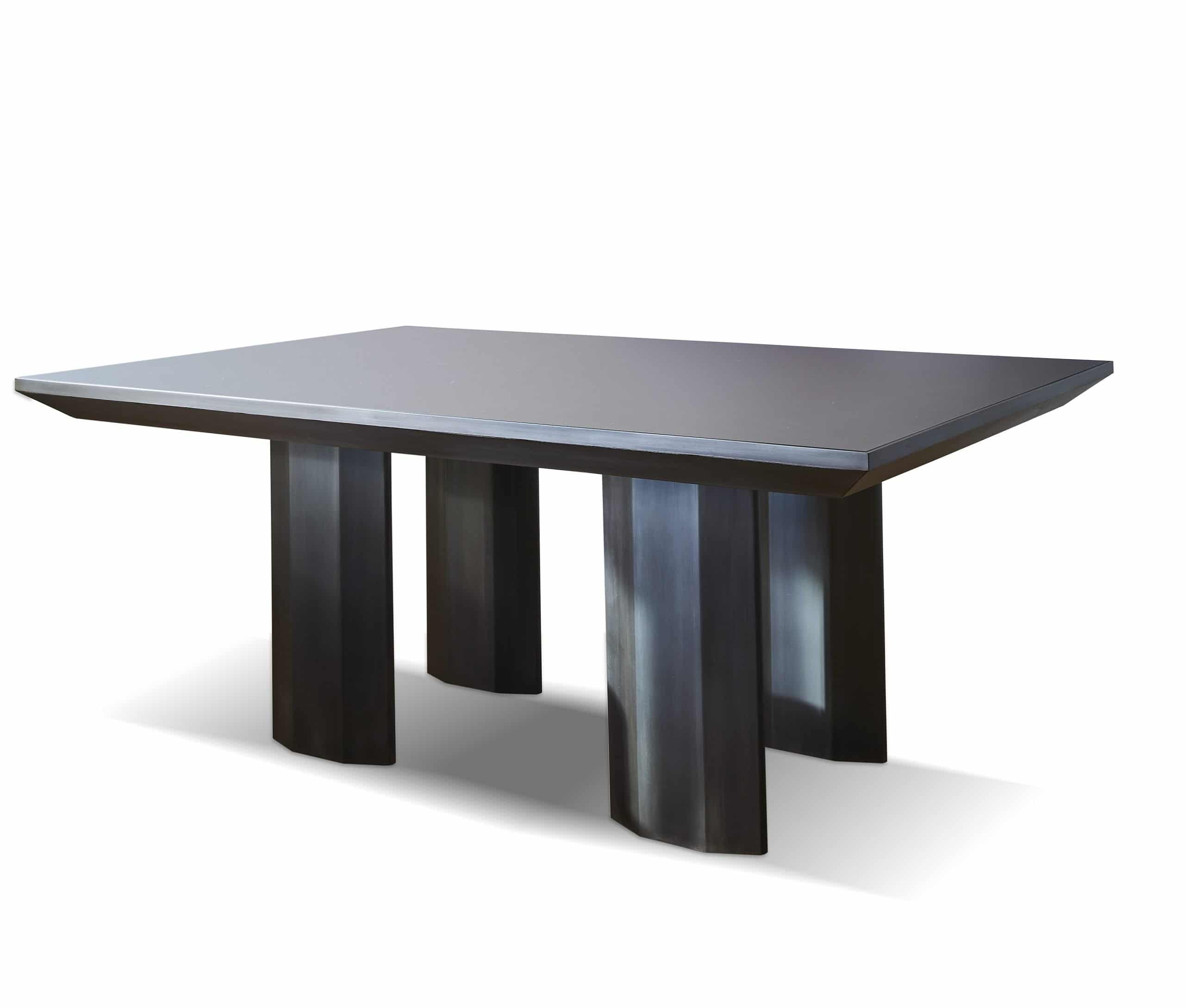 How I Chose The Perfect Dining Room Table by Maurizio Morazzoni