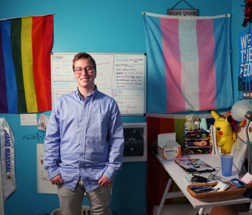 How Transgender Student Drew Adams Prevails In Equal Access to Restroom