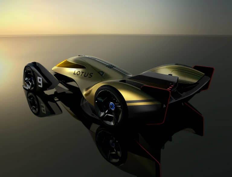 Your Top 10: To Drive A Lotus. Lotus has unveiled the E-R9