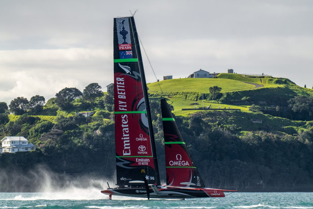 Auckland moves to Level 1 for first weekend of the 36th America's Cup Match. It's going to be epic in New Zealand.