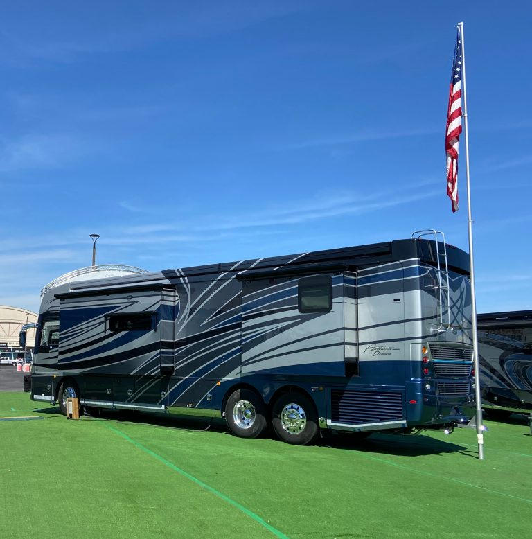 How to Select a Luxury RV made simple with American Coach
