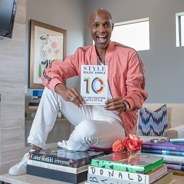 Author Eric Samuel Green 10 Tips to Decorating With Style